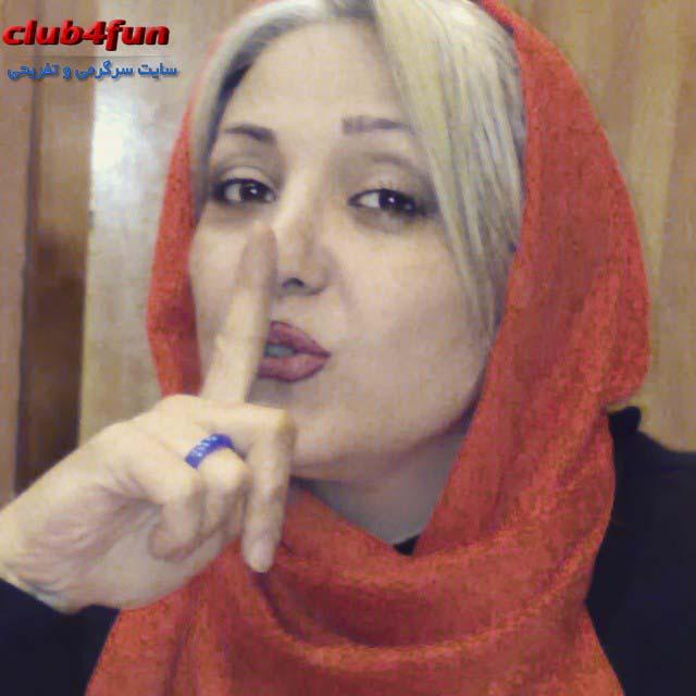 عکس متفاوت و جدید شراره دولت آبادی ۹۴