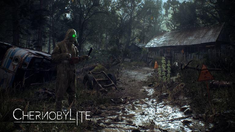 چرنوبیل chernobylite