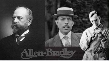 Lynde Bradley and Stanton Allen