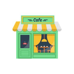 کافه رستوران نیتروژن