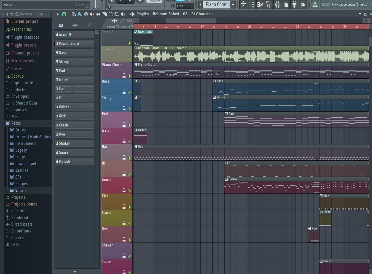 دانلود آموزش ساخت موزیک تکنو