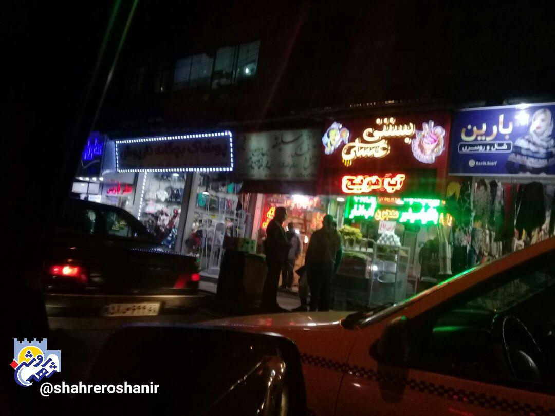 جولان کرونا در مراکز خرید کرمانشاه/ اصناف با جان شهروندان بازی میکنند