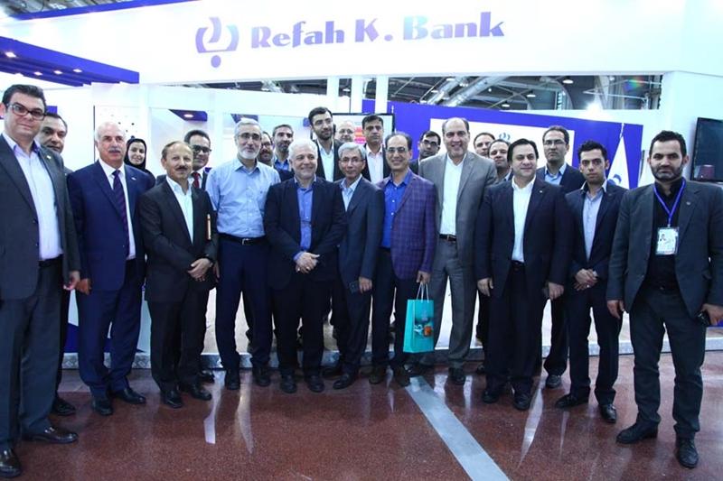 بانک رفاه مدیران