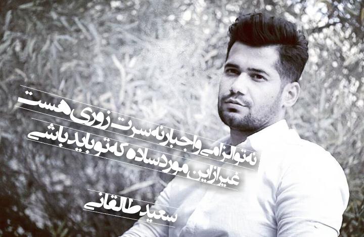 سعید طالقانی.قلم سیاه.1396