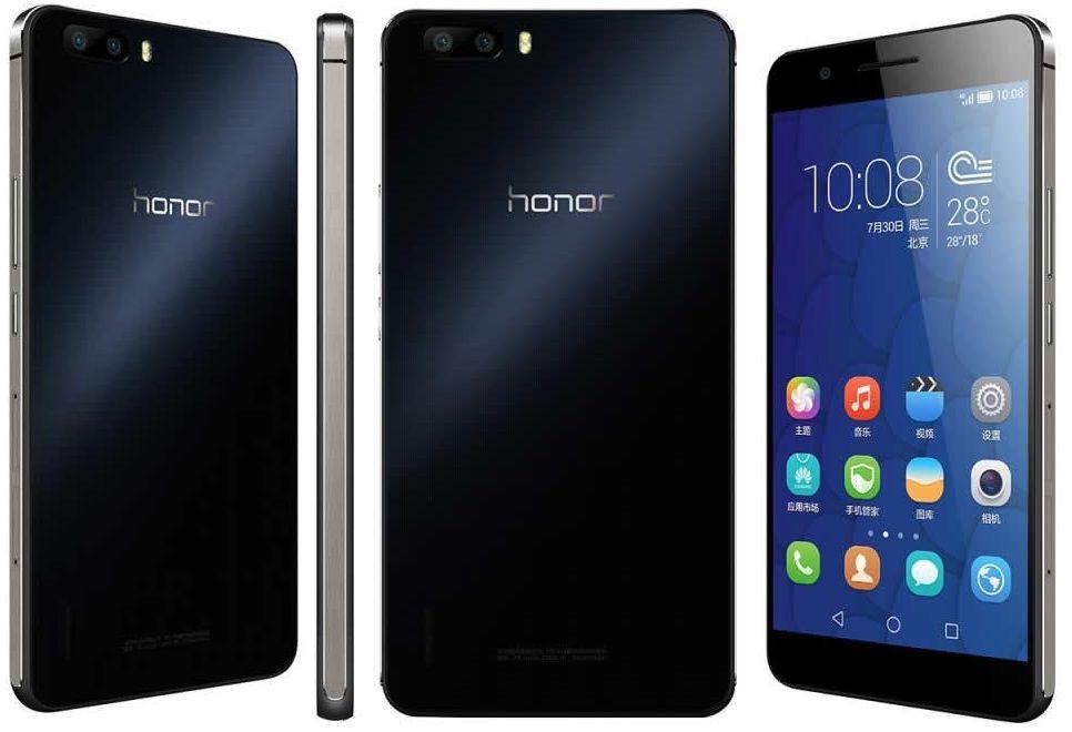 گوشی موبایل هواوی honor 6 plus