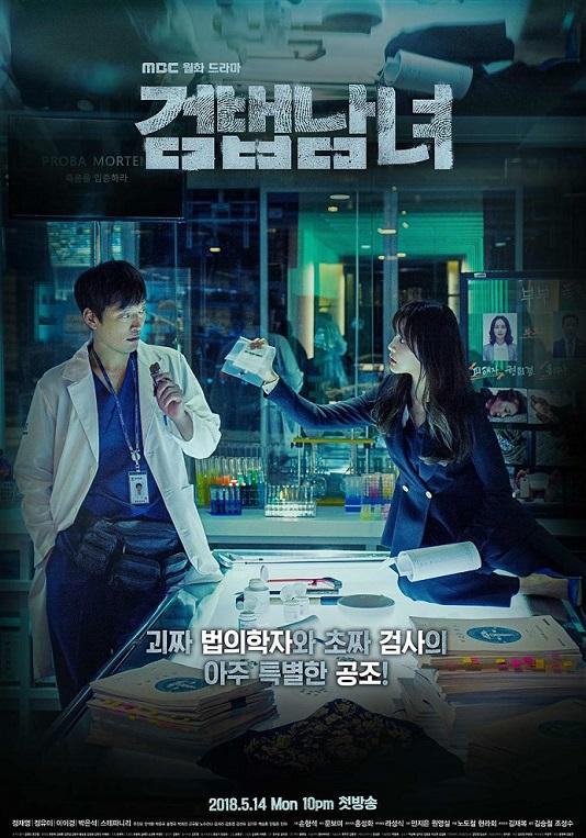 دانلود سریال کره ای زوج محقق - Investigation Couple 2018 - با زیرنویس کامل و فارسی سریال