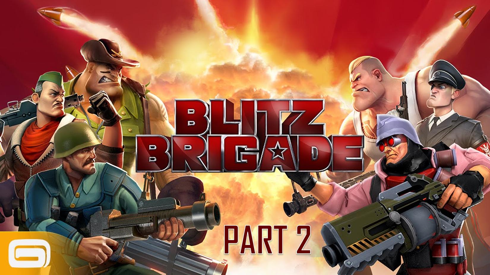 گیم پلی بازی Blitz Brigade برای کامپیوتر پارت 2