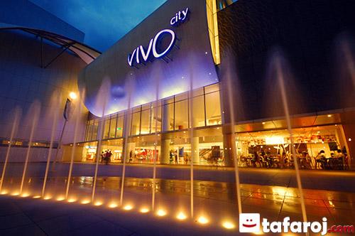 مراکز خرید در سنگاپور
