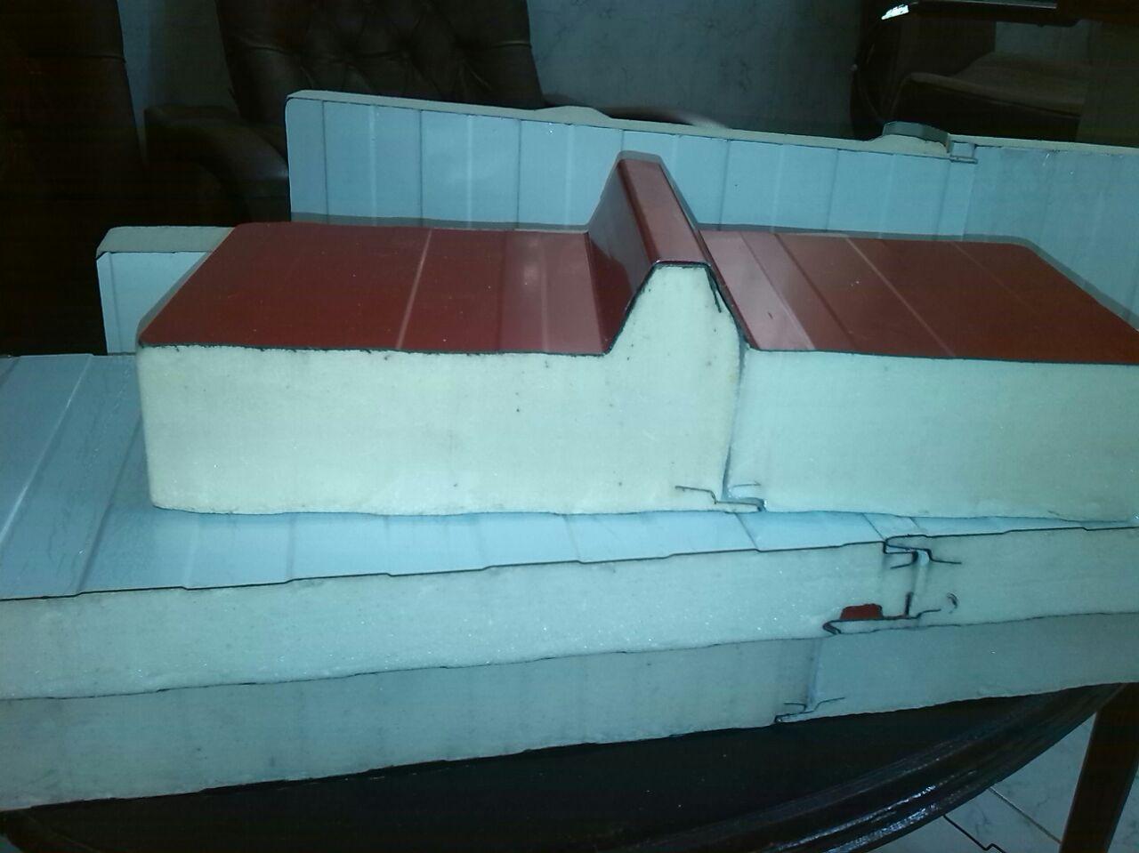 ساندویچ پانل دیواری کبیرپانلساندویچ پانل سقفی سه گام