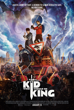دانلود فیلم The Kid Who Would Be King