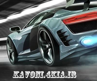 بازی ماشین سواری عالی با گرافیک HD | نسخه مود با پول بی نهایت