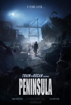 دانلود رایگان فیلم ترسناک train to busan 2 2020