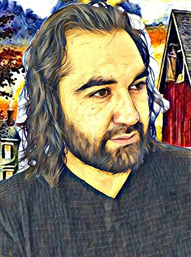 تابلو ها و تصاویر و اشعار احمد محمود امپراطور شاعر و هنرمند
