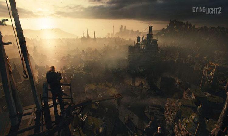 نقشهی بازی Dying Light 2