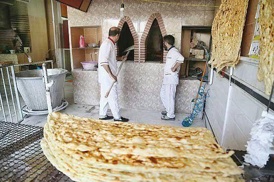 نانواییهای کرمانشاه در روز طبیعت تعطیل است