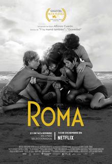 فیلم Roma 2018