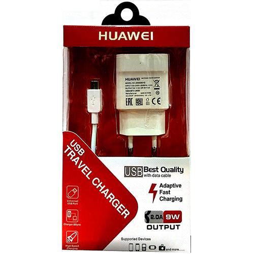 شارژر با کابل Huawei Micro