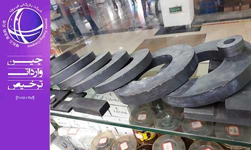 واردات و ترخیص آهنربا , انواع آهنربا و کاربردهای آهنربا