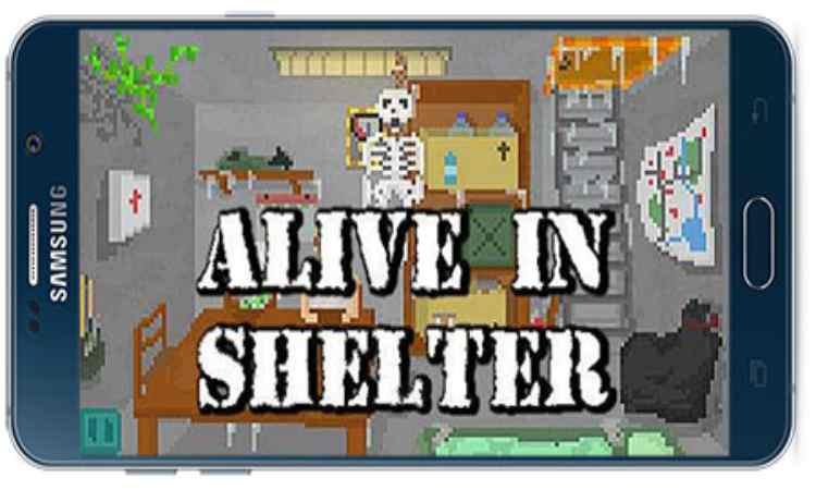 دانلود بازی اندروید Alive In Shelter