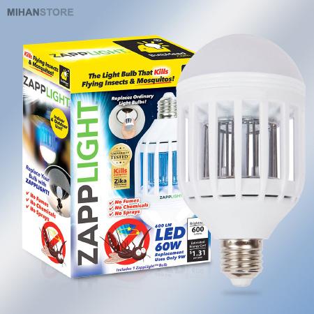 لامپ حشره کش برقی