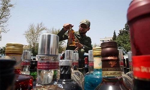 هشدار درباره مصرف مشروبات الکلی در ایران