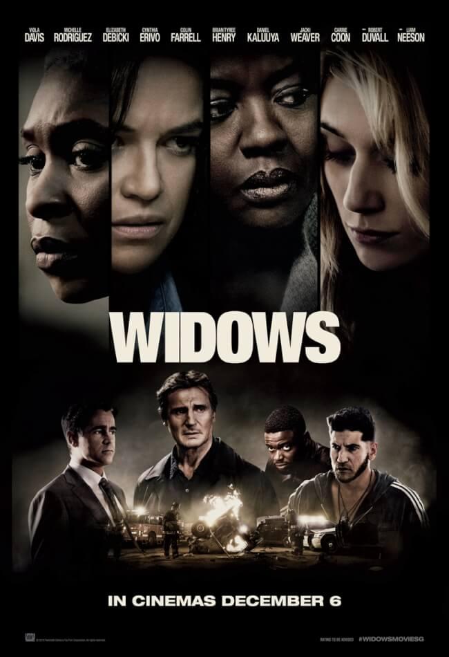 فیلم  Widows 2018