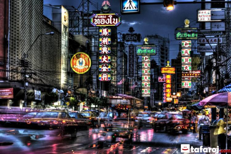 محلهی چینیها
