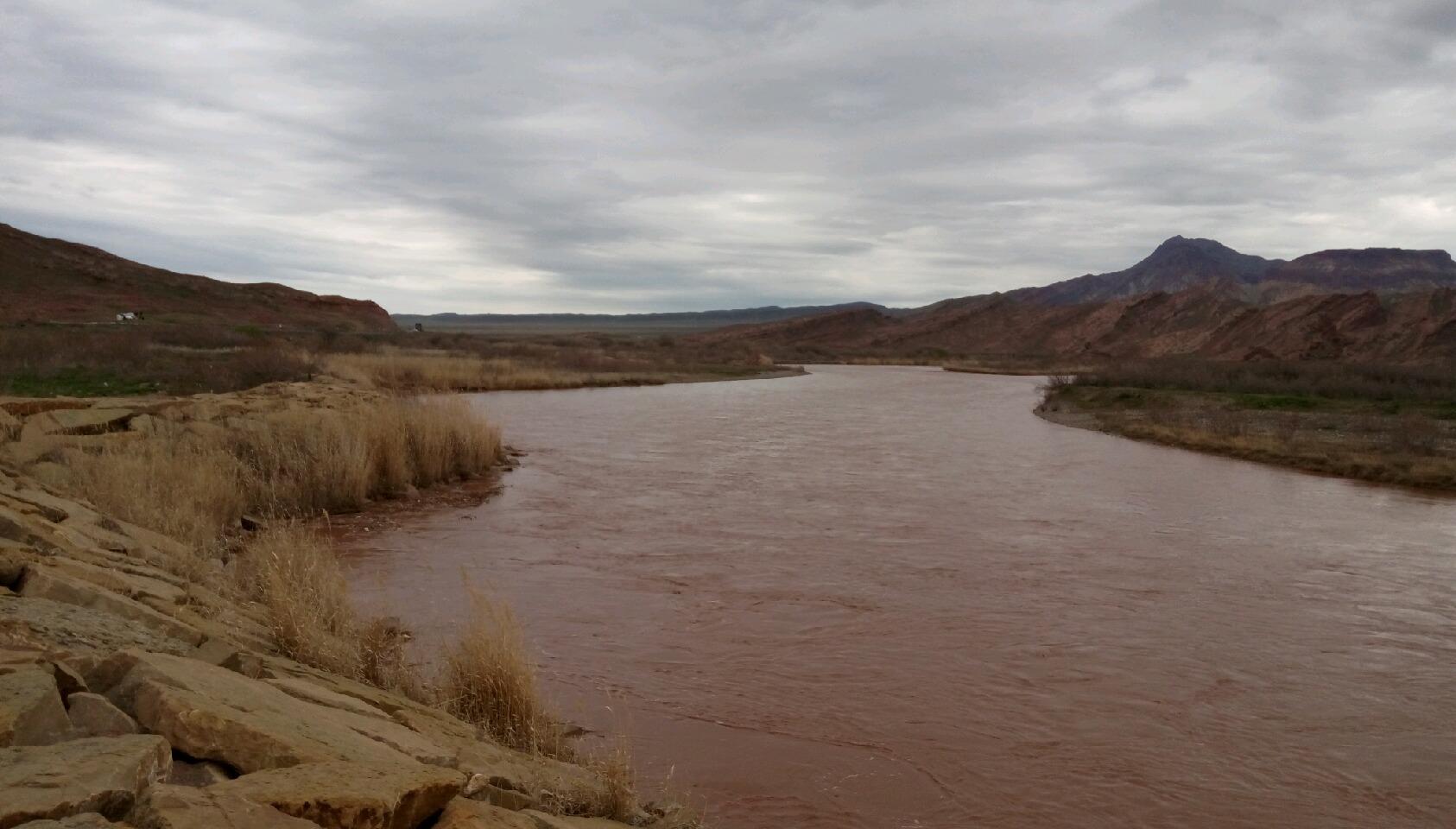 رود ارس که برای اصحاب ارس مقدس بود