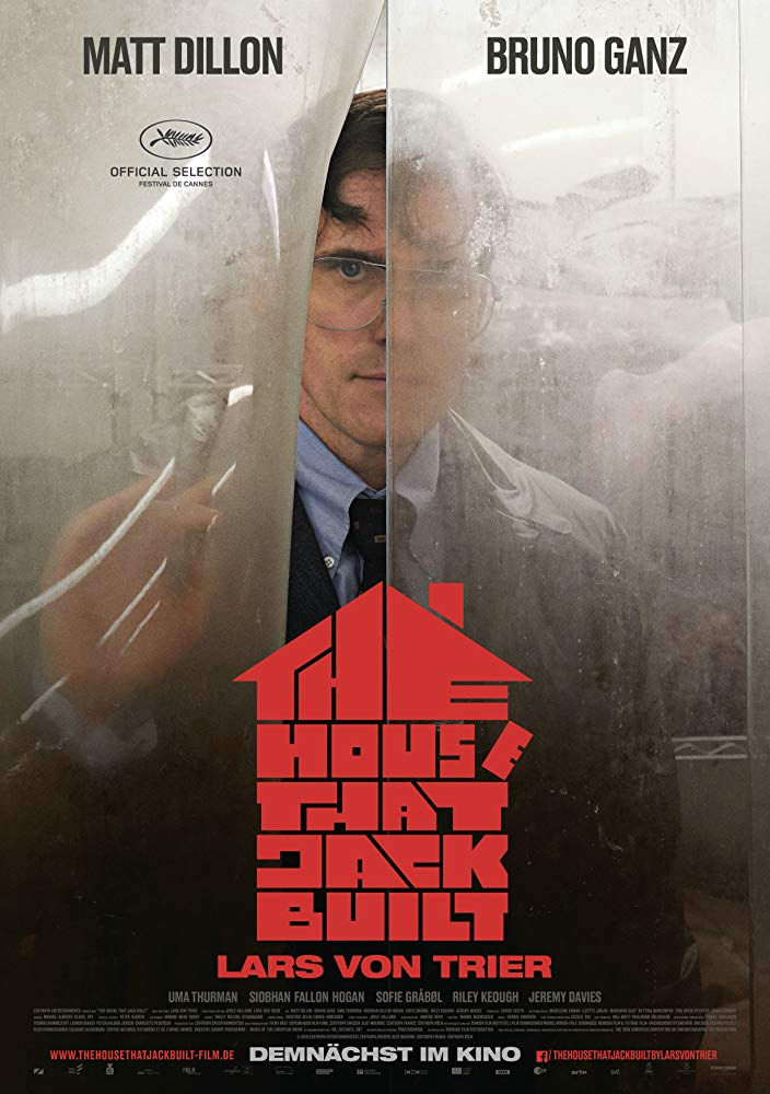 ‏ فیلم The House That Jack Built 2018