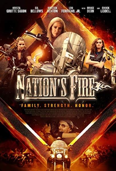 دانلود فیلم Nation's Fire 2019