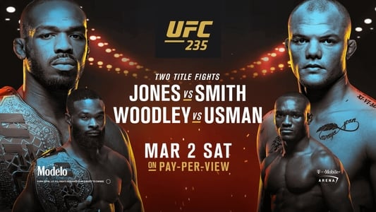UFC 235 Jones vs. Smith