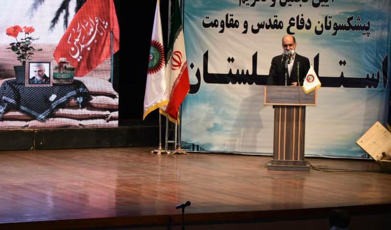 ملت ایران در مقابل سلطه گری و زیاده خواهی استکبار جهانی کوتاه نخواهد آمد
