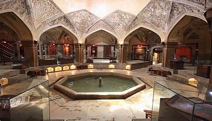 zfv5 11 - حمامی اسرار آمیز در اصفهان که سیستم گرمایشی آن تنها با یک شعله کار می کند