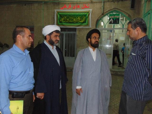 با ستارگان آسمان علم و دانش شهر فرخی (6) حجه الاسلام والمسلمین دکتر سید حسن قاضوی zg4f dsc06020