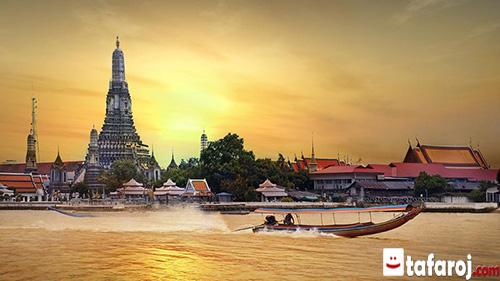 جزایر دیدنی تایلند