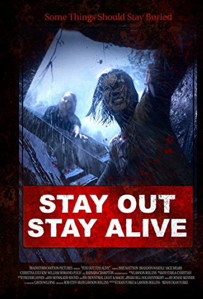 دانلود فیلم Stay Out Stay Alive 2019