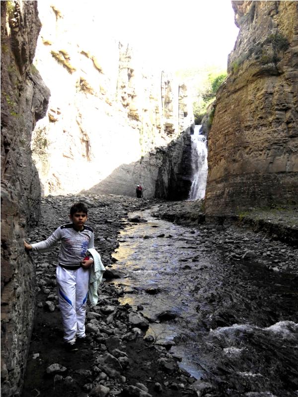 آبشار دومولی