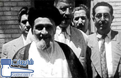 نادرترین عکسها از جوانی امام خمینی ! / شایعه 0673