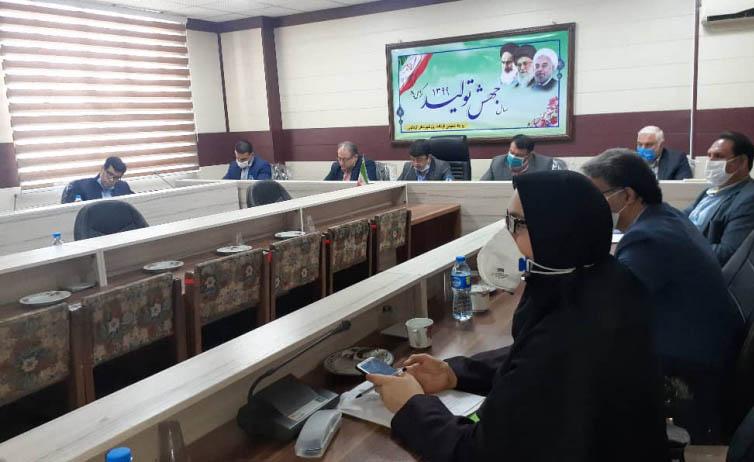 پرداخت بیش از 1300 میلیارد ریال تسهیلات به واحدهای تولیدی شهرستان کردکوی