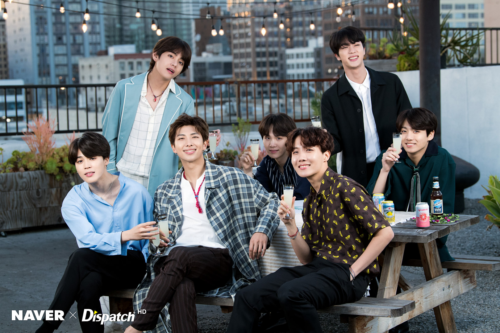 zpr6 45867 - BTS Updated photo With Naver And dispatch
