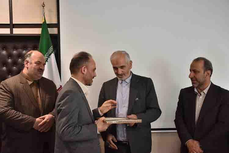 علی اصغر رنجبر به عنوان مدیر کل زندانهای استان گلستان منصوب شد