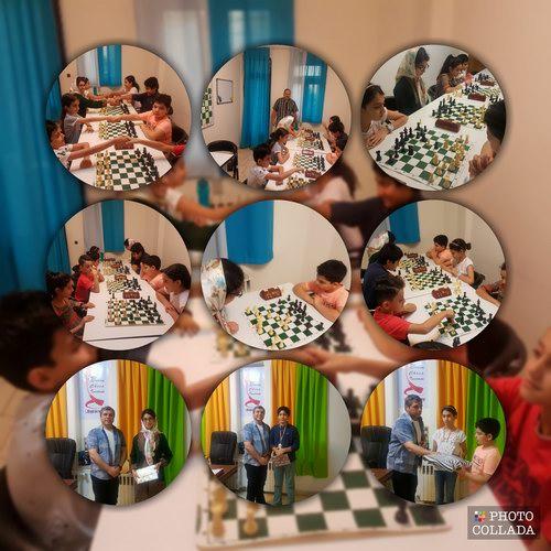 مسابقه شطرنج ولنجک  مدرسه شطرنج باران