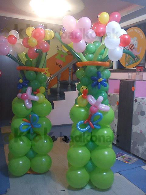 ستون برای جشن مهد کودک
